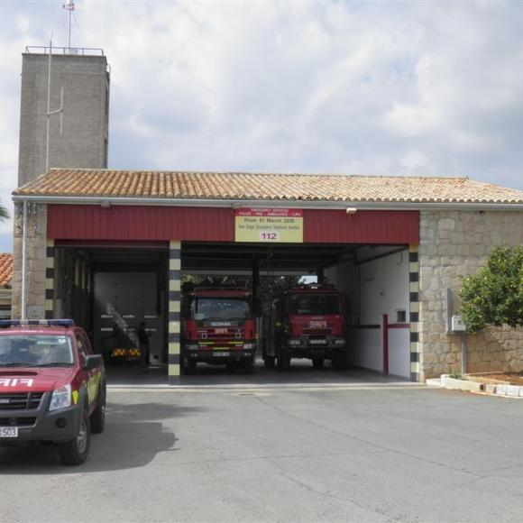 Fire Station 649